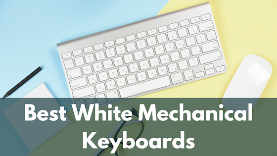 Best White Mechanical Keyboards