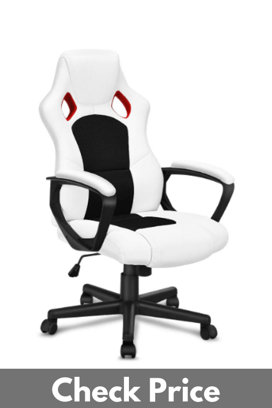 Giantex Executive Racing Style Bucket Seat Comfortable Gaming Chair