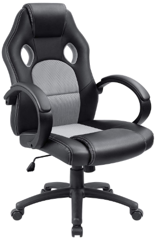 Furmax Leather Wrapped Office Chair