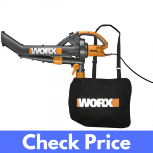 WORX TriVac WG500 12 amp All-in-One Electric Blower/Mulcher/Vaccum Review