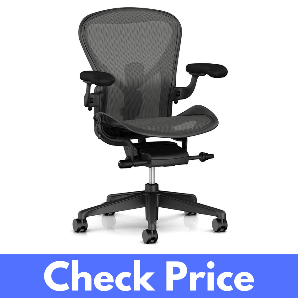 Herman Miller Aeron Ergonomic Computer Chair Review