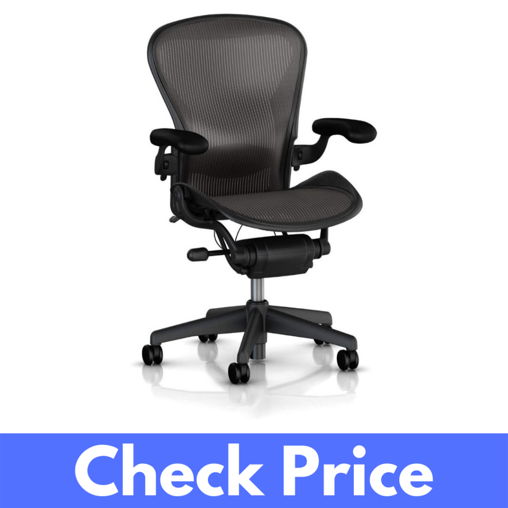 Herman Miller Classic Aeron Computer Chair Review