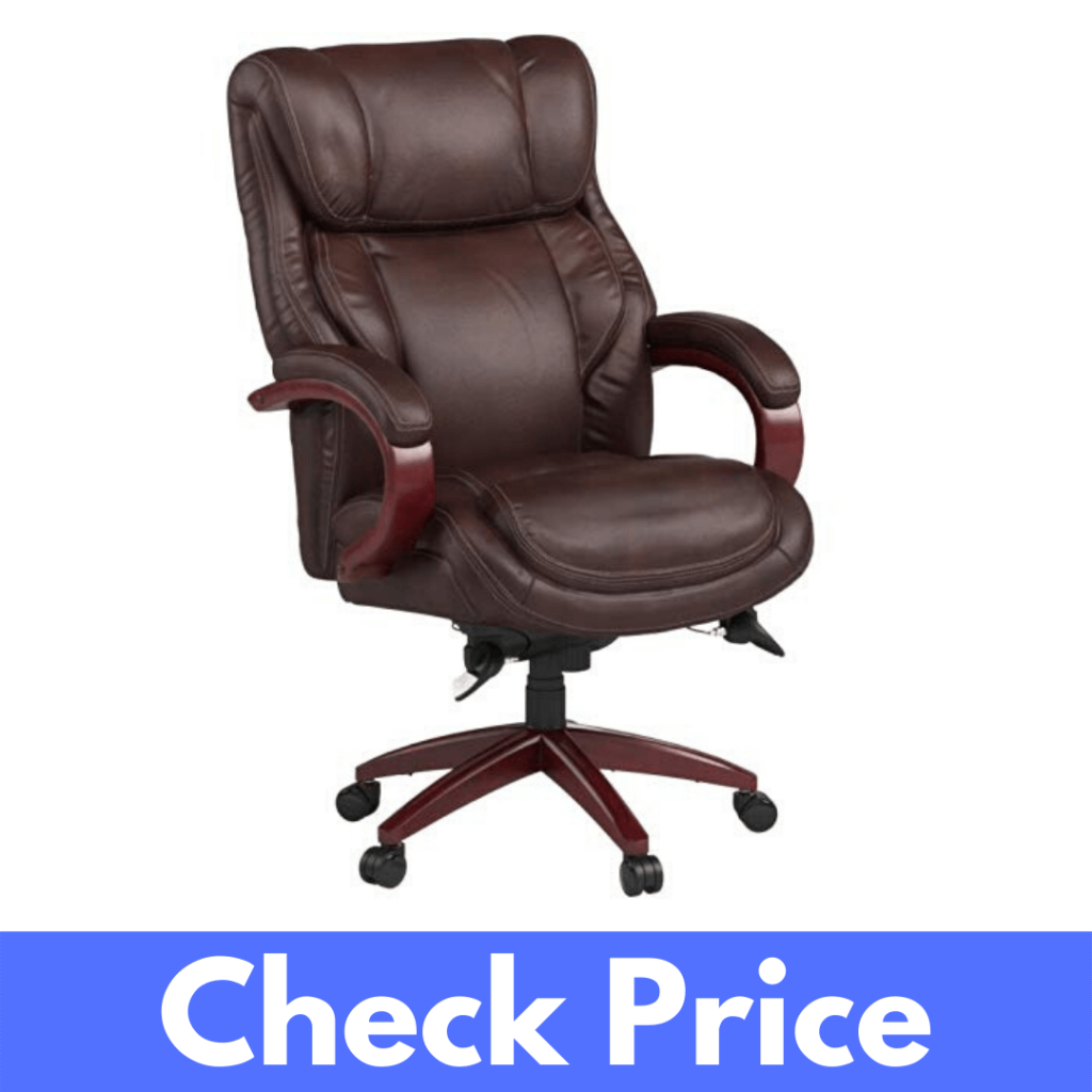 La-Z-Boy Bellamy Executive Bonded Leather Computer Chair Review