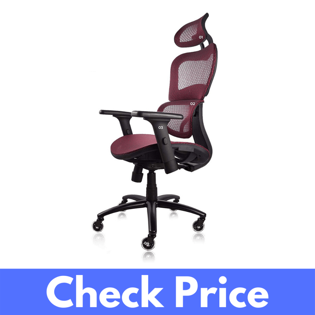 NOUHAUS Ergo3D Ergonomic Computer Chair Review