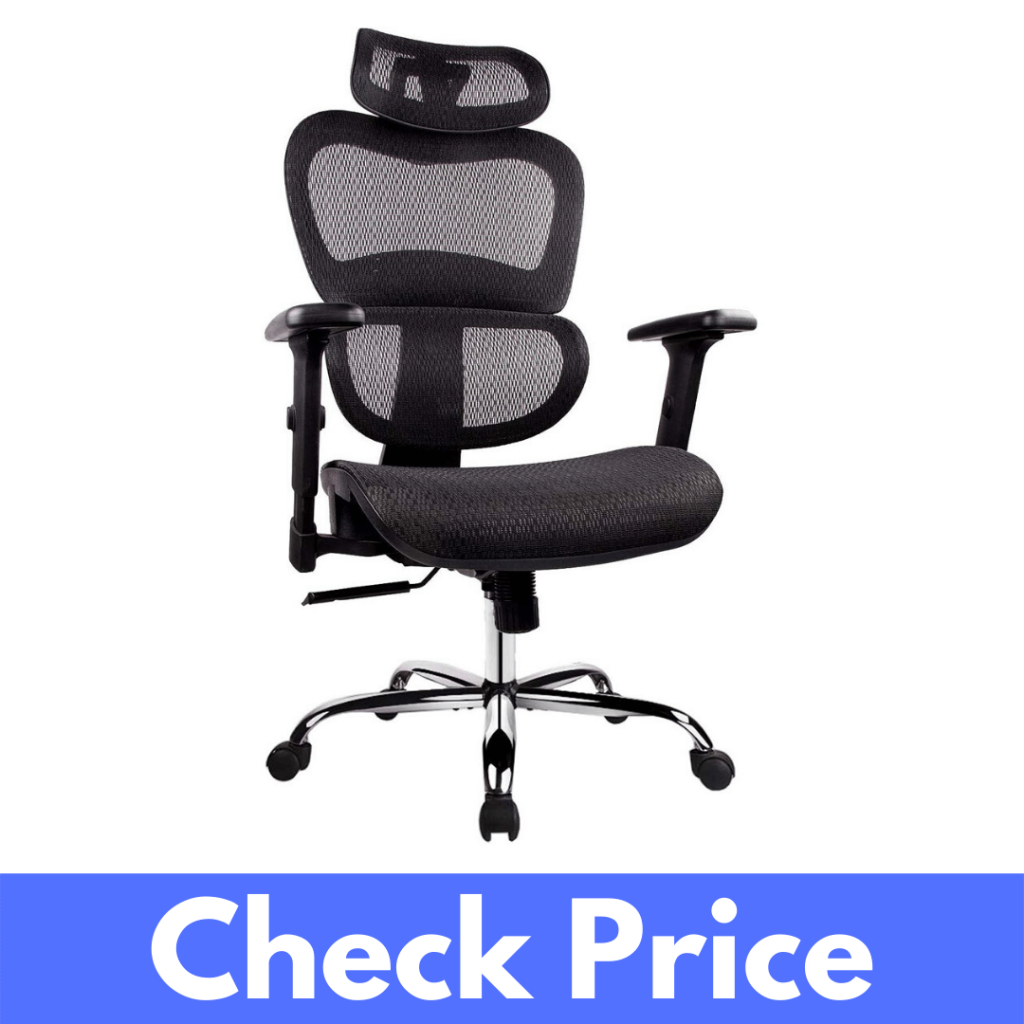 SMUGDESK Ergonomic Mesh Computer Chair Review