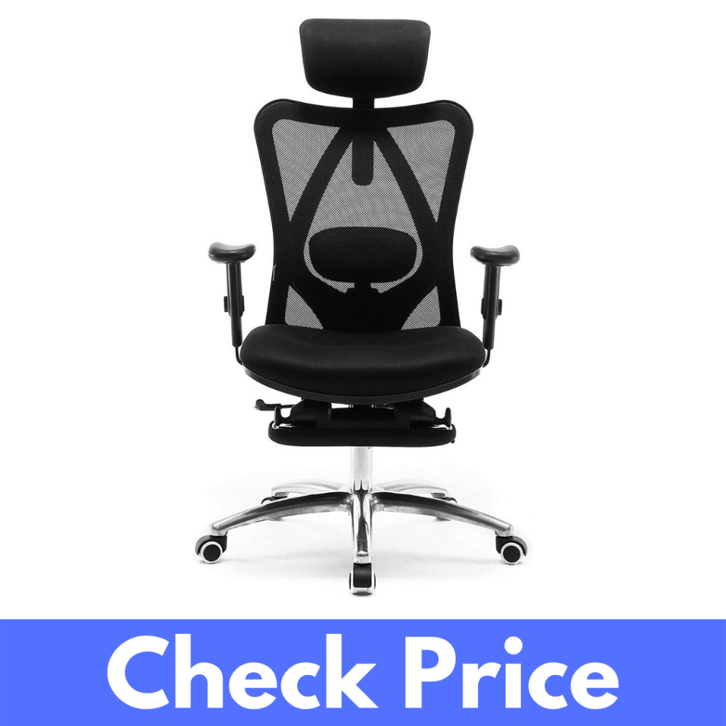 Sihoo Ergonomics Recliner Computer Chair Review