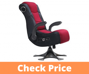 X-Rocker 2.1 Rocking Gaming Chair Review 10