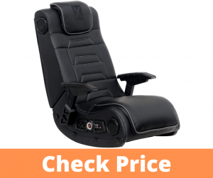 X Rocker Pro Series H3 Gaming Chair Review 6