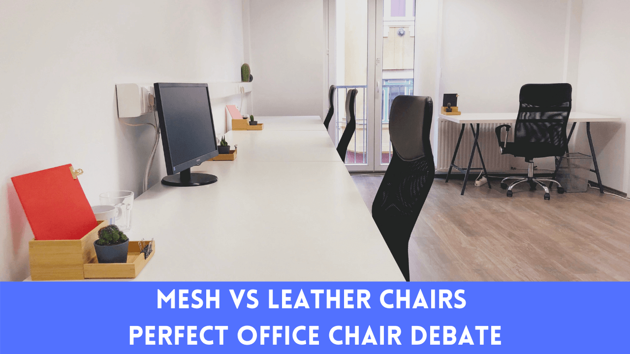 Mesh Vs Leather Chairs